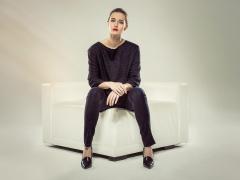 modefoto med stylist
