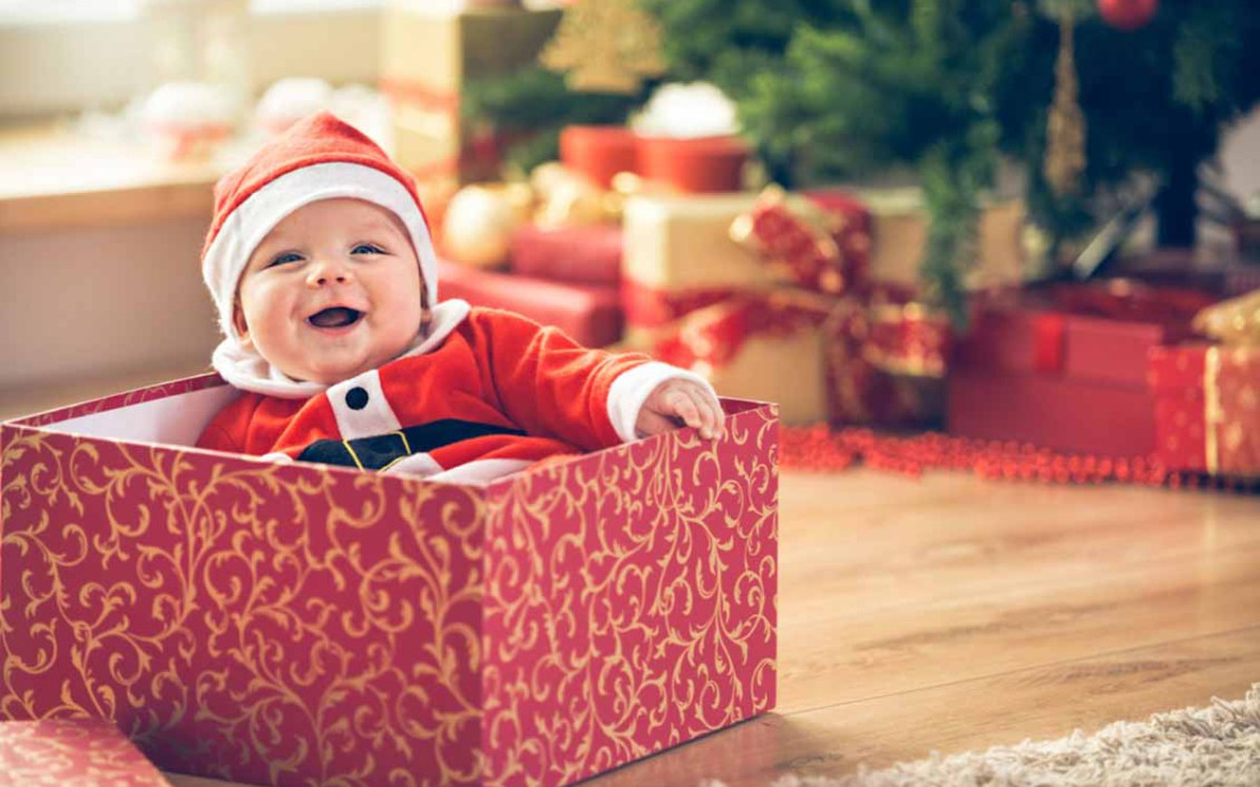 Julefotografering og billeder Skanderborg – giv en personlig julegave