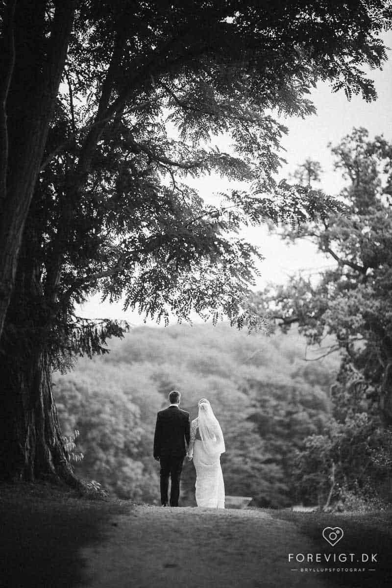 Fotojornalistiske bryllupsbilleder