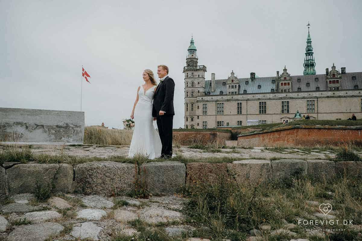 bryllup kronborg slot